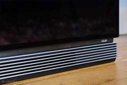 TV OLED E7 marca LG con Barra sonido integrada