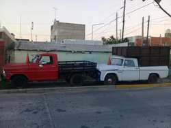 Ford 100 Perking 4 Y Dodge 100