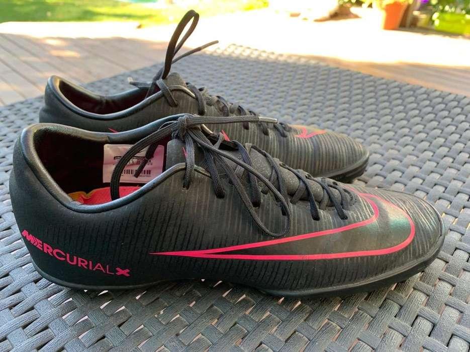 Vendo Botines Nike Mercurial