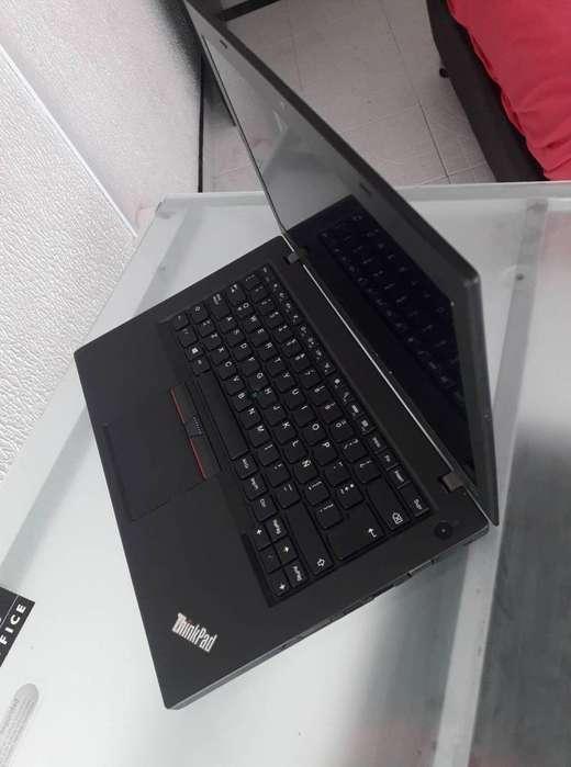 Computador portatil/ LENOVO - THINKPAD T450