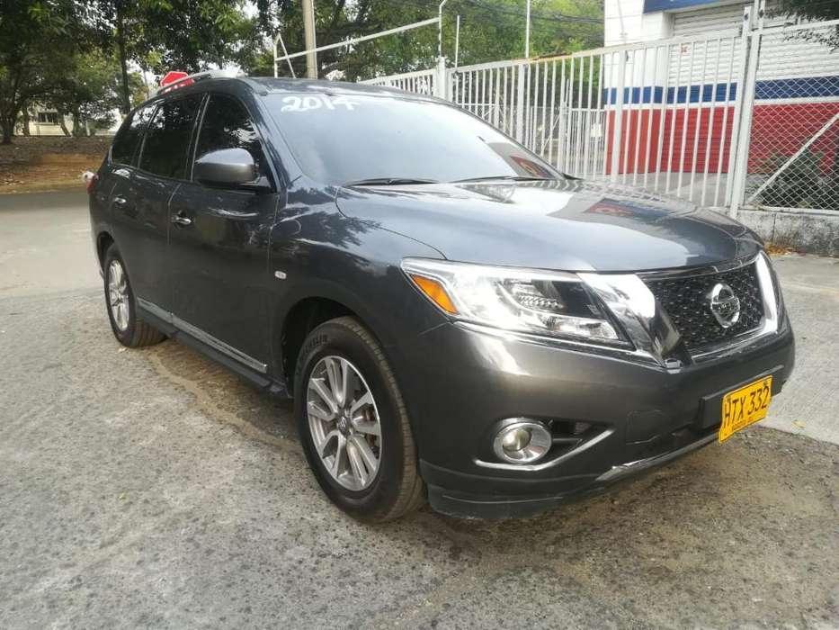 Nissan Pathfinder 2014 - 63000 km