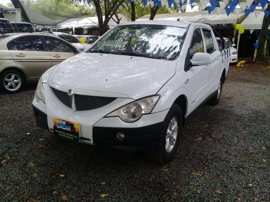 Ssangyong Actyon 2010 - 170130 km