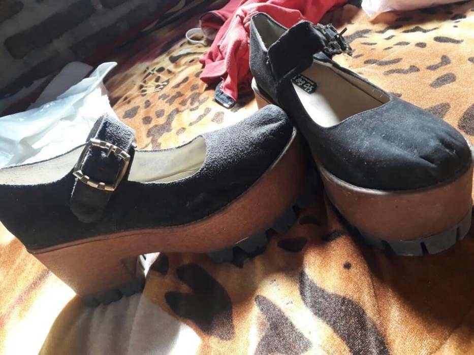 Vendo Zapato Poco Uso
