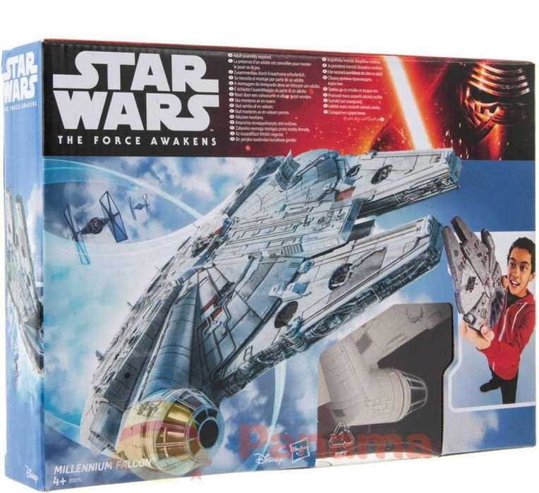 Star Wars Millennium Falcon nave NUEVA DE PAQUETE / 0992786809
