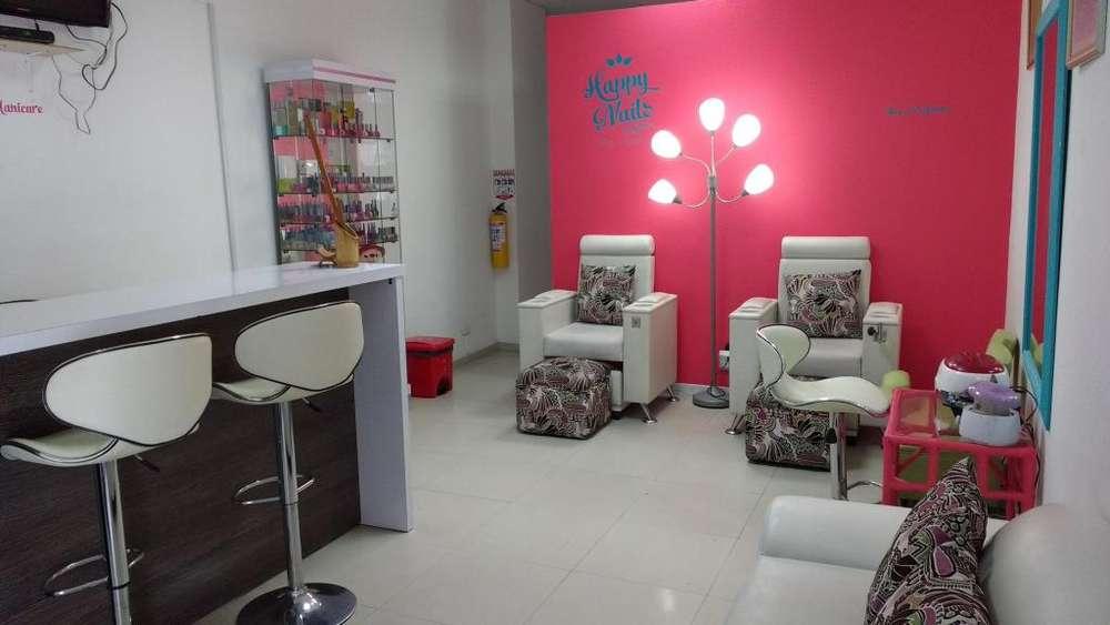 Muebles para SPA o Salón de belleza