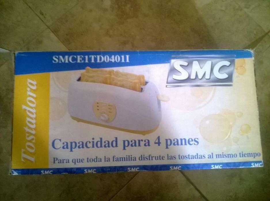 Vendo <strong>tostadora</strong> Smc Capacidad Para 4 Panes