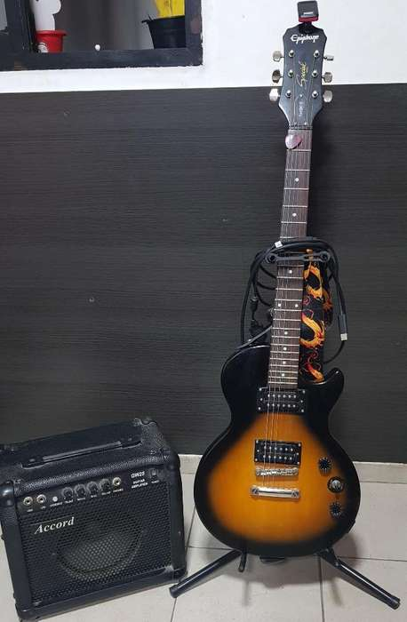 Vendo Guitarra Eléctrica Ephifone