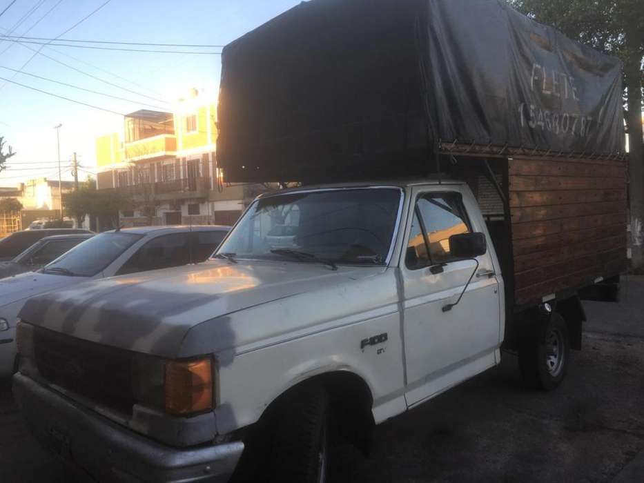 Ford 100 impecable modelo 1991 permuto