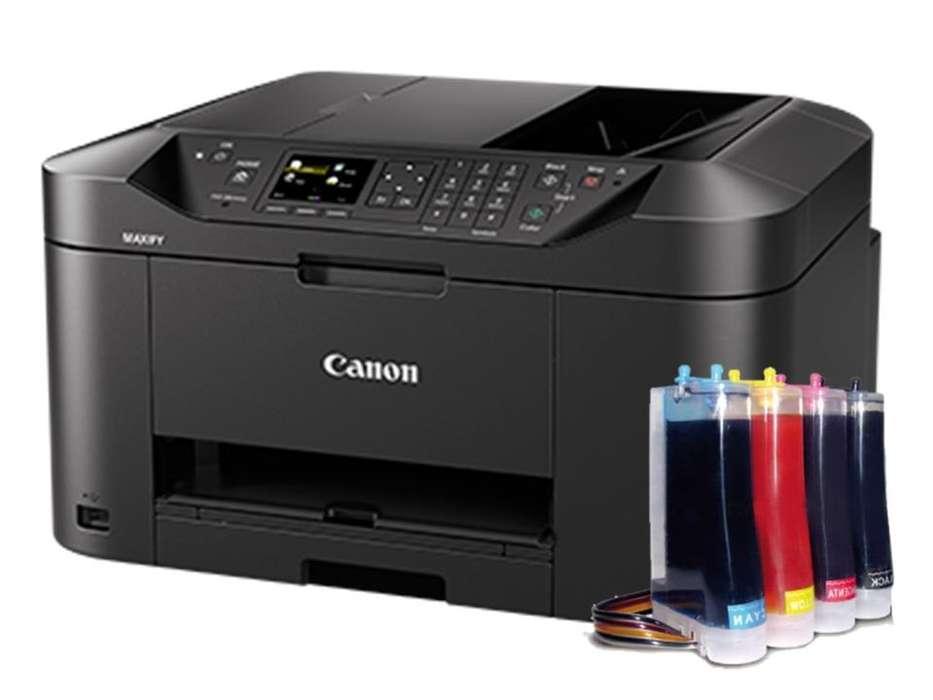 impresora canon maxify mb2010 para repuestos