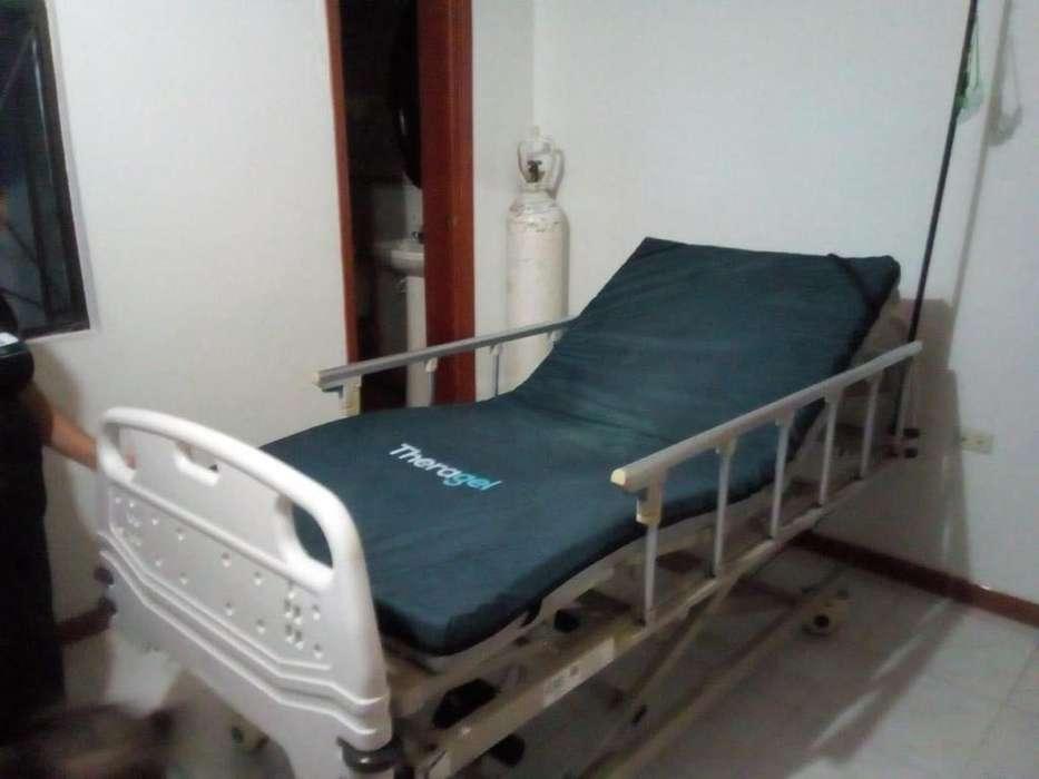<strong>cama</strong> hospitalaria en excelente estado