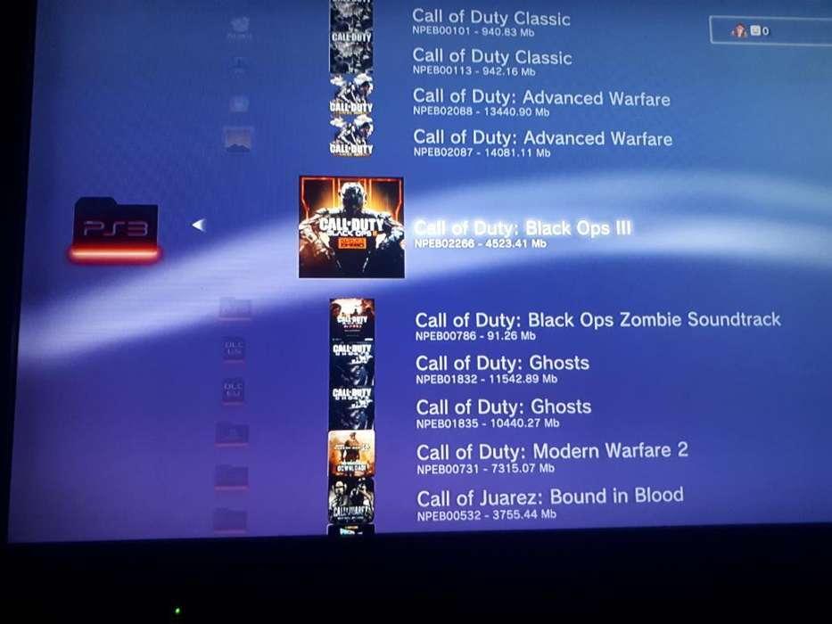 Play Station 3 de 500gb para Descargar