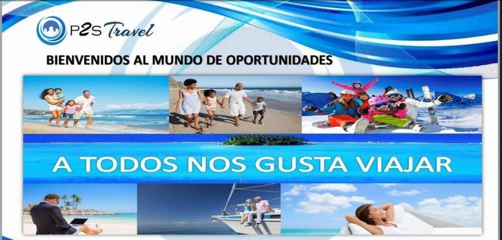 Empresa de Turismo, Obten Tu Franquicia
