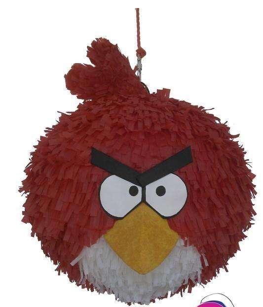 Piñatas Angry Berds Y Otros Motivos Dsd