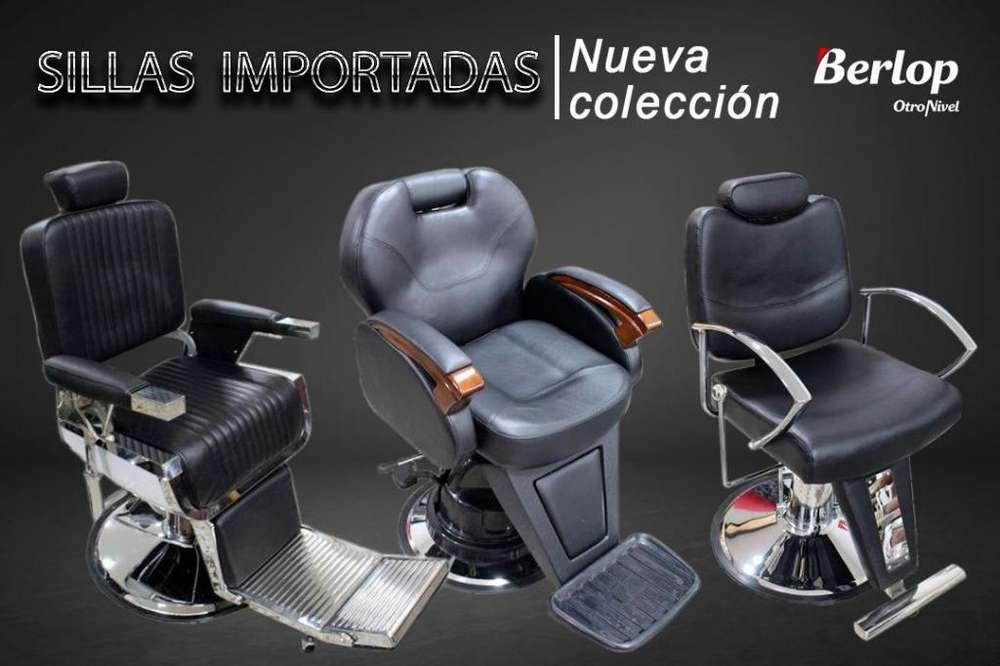 <strong>silla</strong>s de Barbería Importadas 3