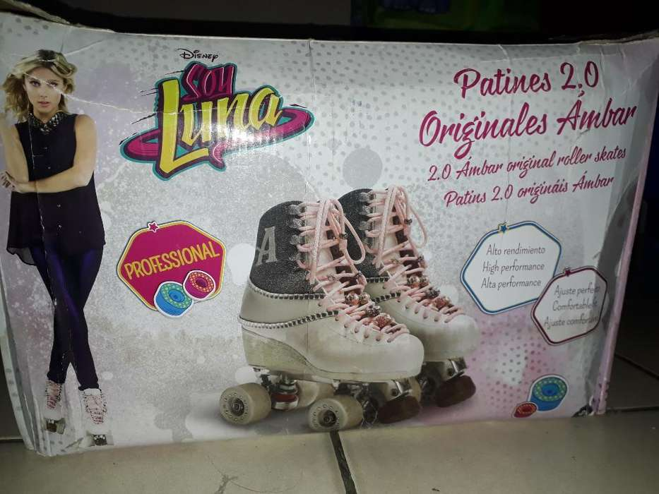 Patines Profesionales soy Luna