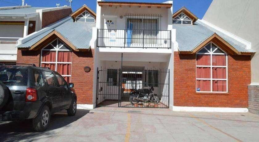 ce26 - Departamento para 1 a 7 personas con cochera en Puerto Madryn