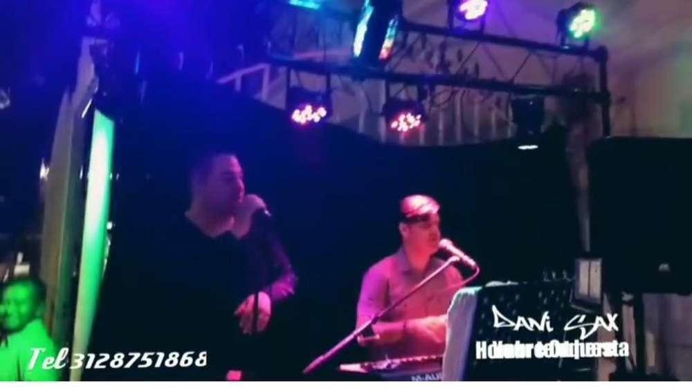 Hombre Orquesta en Barranquill Crossover