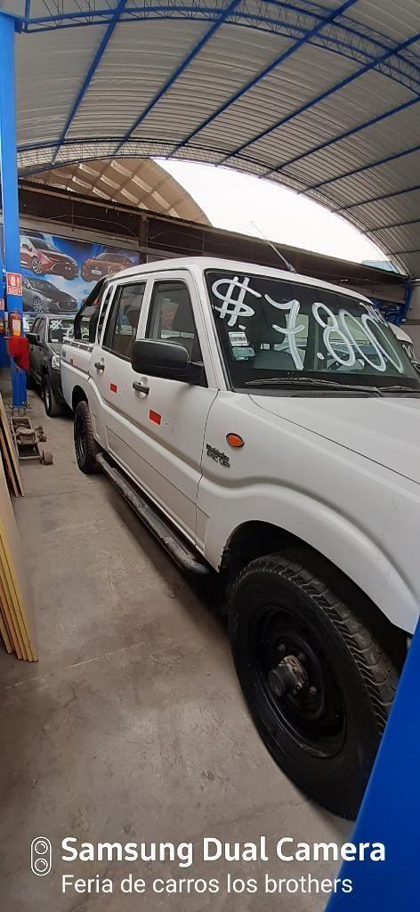 Pick Up Mahindra 2014 Turbo Intercooler
