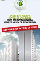 Apartamentos Vis en El Kennedy Bucaraman