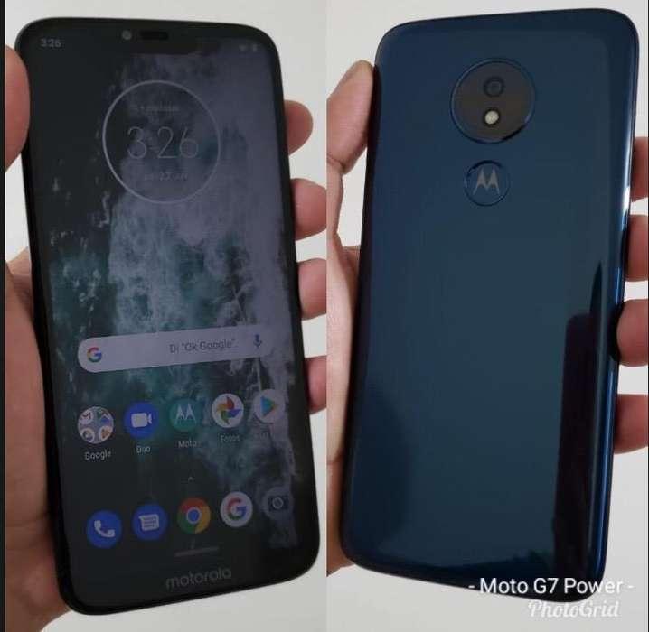 Motorola Moto G7 Power Perfecto Estado