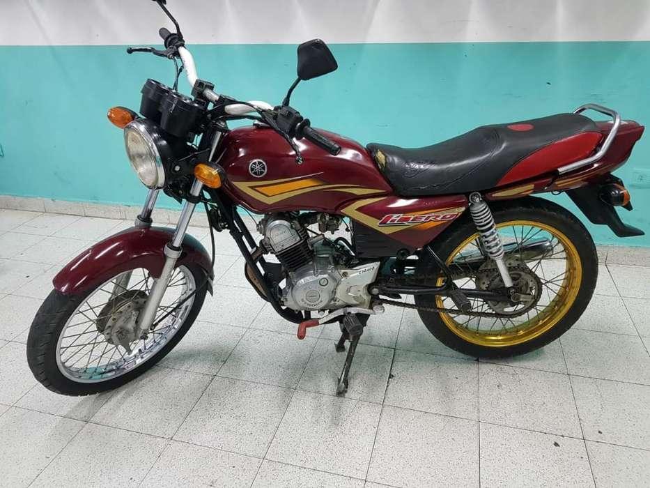 Yamaha Libero 110 Modelo 2007