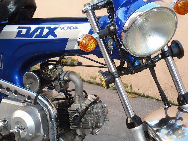 Mondial Dax 70 Titular 5000 Km