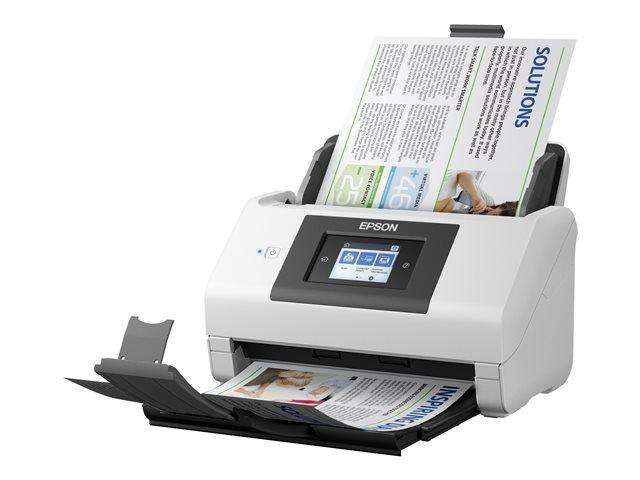 Escáner de documentos - a dos caras -Epson WorkForce DS-780N