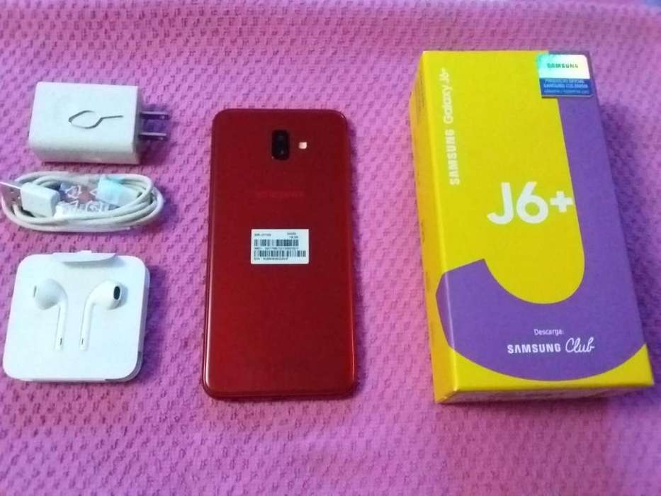 Vendo Samsung Galaxy J6plus