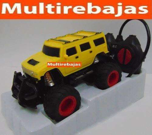 Carro Control Remoto Jeep C/r