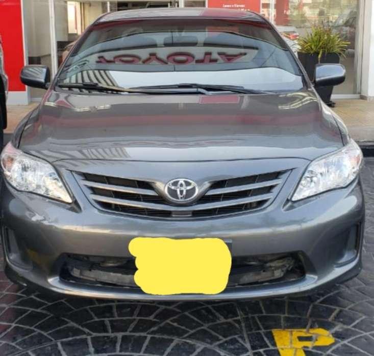 Toyota Corolla 2012 - 35500 km