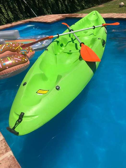 Kayak Triple Samoa Family