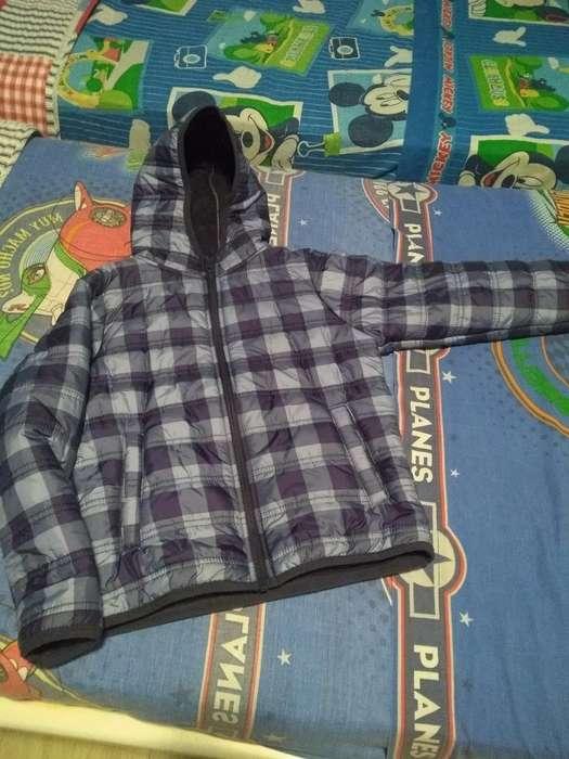 Campera de <strong>abrigo</strong> Talle 8 con Polar