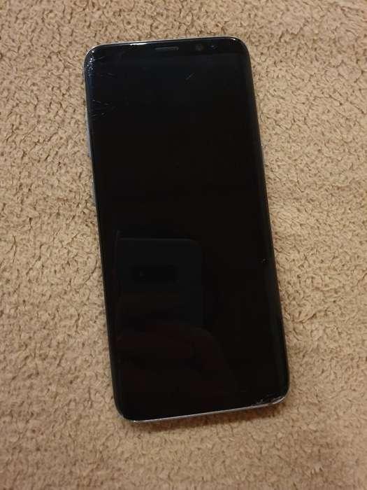 Galaxy S8 Libre Detalle Leer