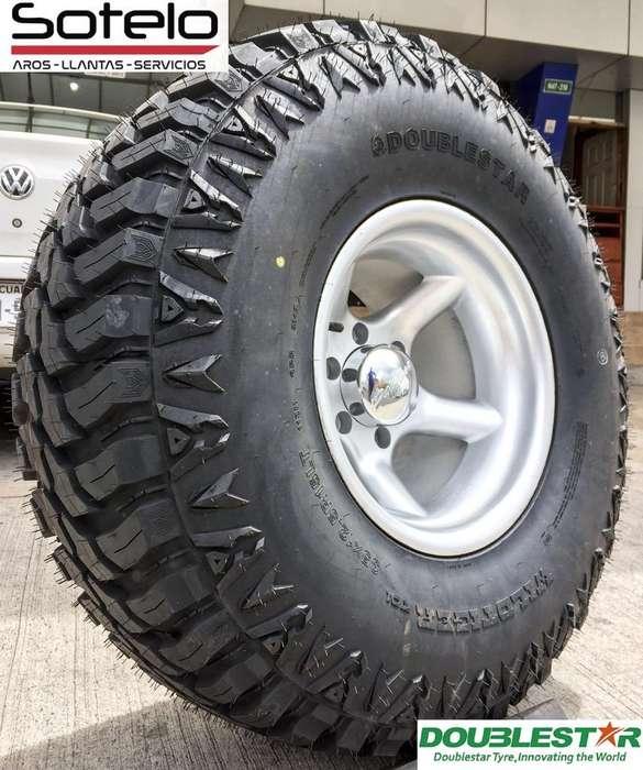 <strong>llantas</strong> Mt 33X12.50R15 Nuevas