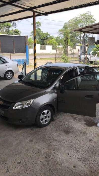 Chevrolet Sail 2012 - 116000 km