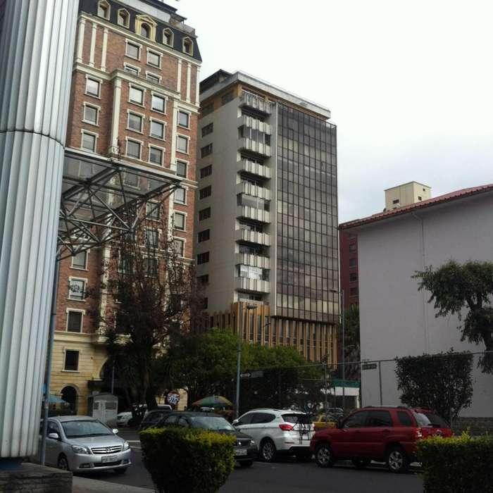 Rento apartamento AMOBLADO Quito Av. República de El Salvador