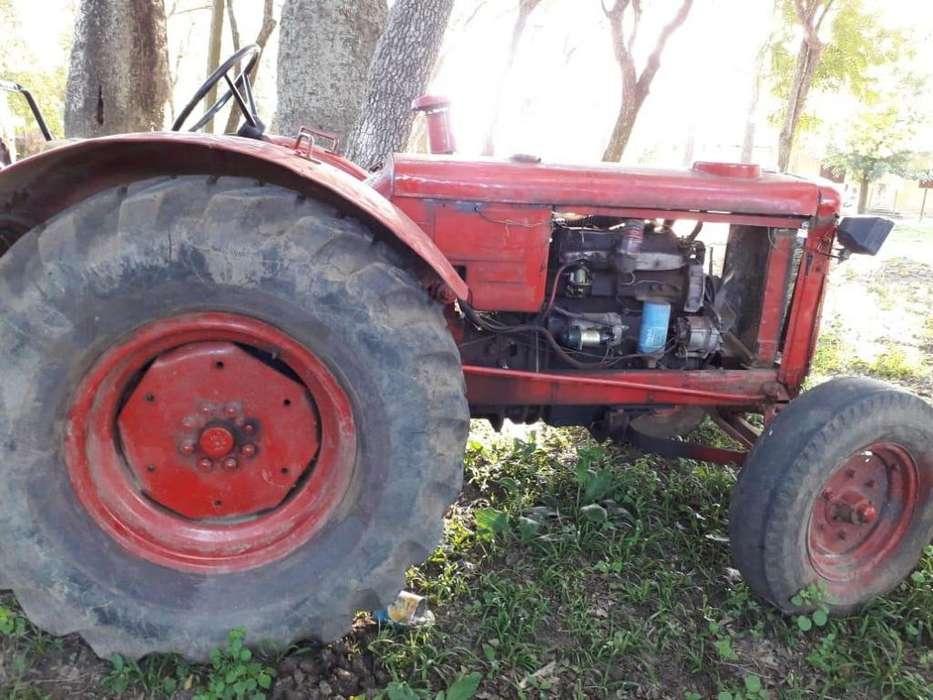 Tractor motor perking 4 potenciado