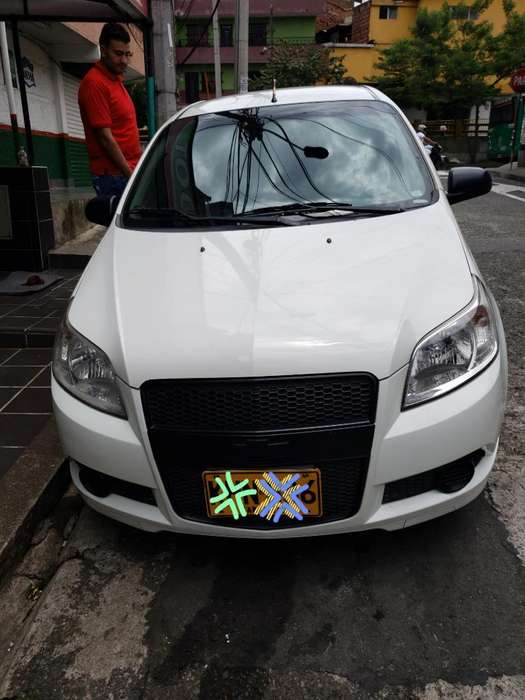 Chevrolet Aveo Emotion 2011 - 102300 km