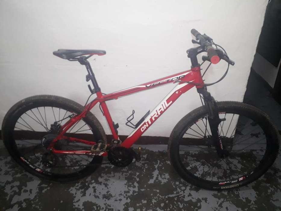 se vende bicicleta todoterreno 27.5 3103099091
