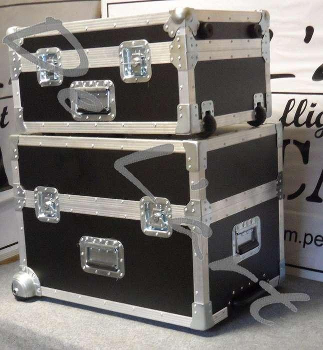 Rack CASE PERU baúl caja de transporte Flight CASE estuche rígido Hard Case