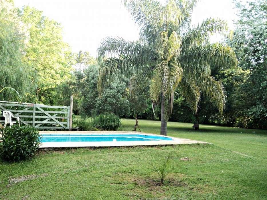 ca25 - Cabaña para 2 a 4 personas con pileta en Escobar