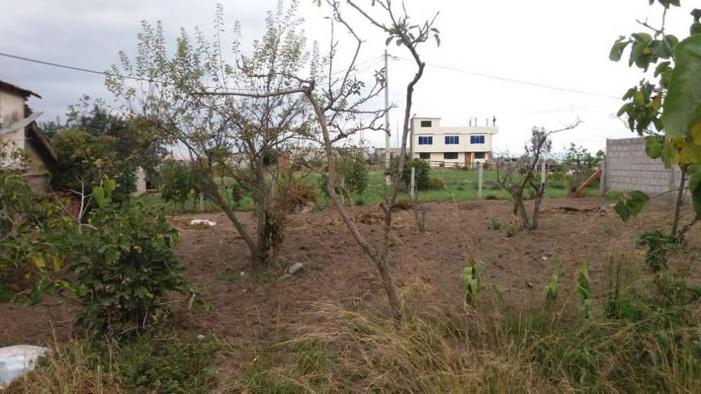 Terreno en Venta Santa Rosa sector nuevo Centro de Salud