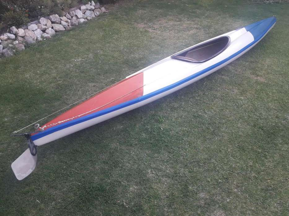 Kayak Olimpic Marine con timon