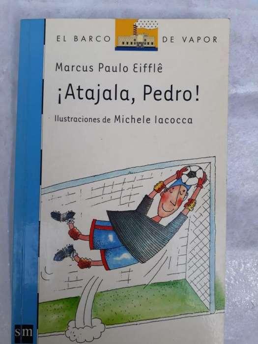 ¡Atajala, Pedro!