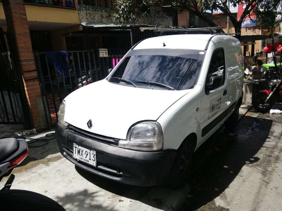 Renault Kangoo  2007 - 160000 km