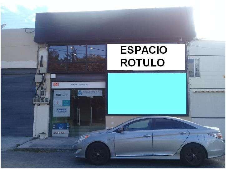 ARRIENDO LOCAL COMERCIAL VALLE DE LOS CHILLOS
