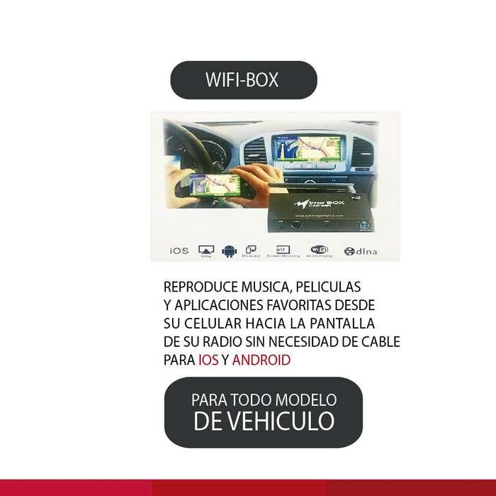 WIFI BOX UNIVERSAL