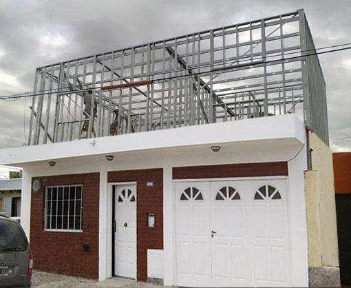 Construcciones tradicionales o Steel Frame