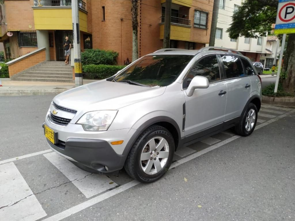 Chevrolet Captiva 2011 2400cc