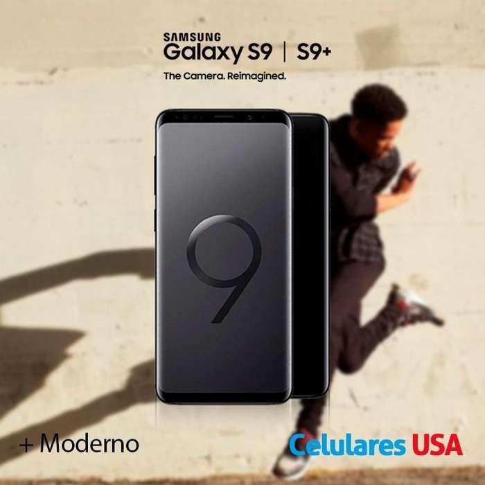 Samsung Galaxy S9 Plus Tienda San Borja. Garantía.